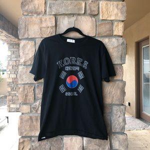 Vintage Seoul South Korea t shirt